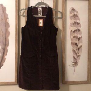 Sadie & Sage corduroy dress
